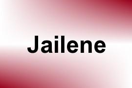 Jailene name image