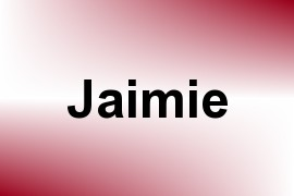 Jaimie name image