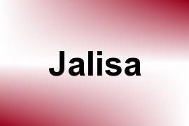 Jalisa name image
