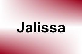 Jalissa name image