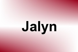 Jalyn name image