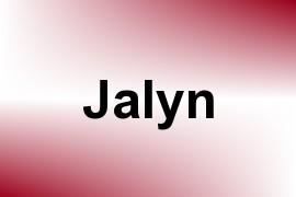 Jalyn name image