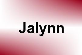 Jalynn name image