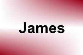 James name image