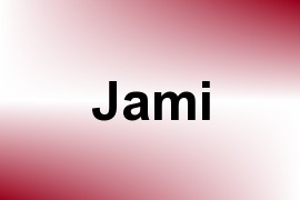 Jami name image