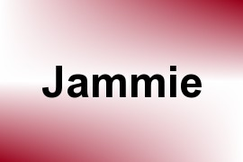 Jammie name image