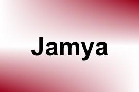 Jamya name image