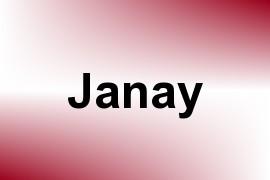 Janay name image