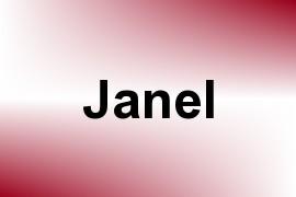 Janel name image