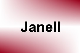 Janell name image