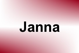 Janna name image