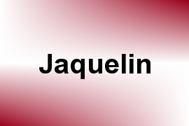 Jaquelin name image