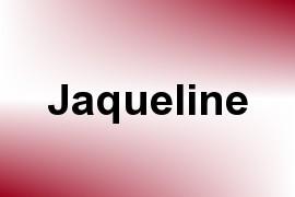 Jaqueline name image
