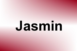 Jasmin name image