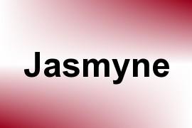 Jasmyne name image