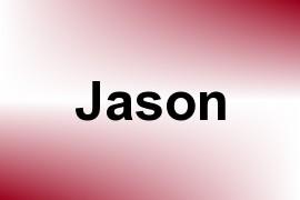 Jason name image
