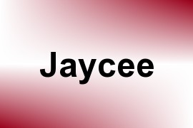 Jaycee name image