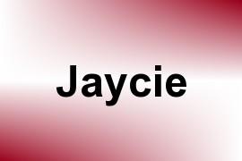 Jaycie name image