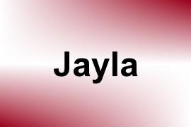 Jayla name image