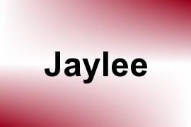 Jaylee name image