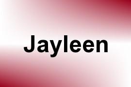 Jayleen name image