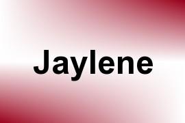 Jaylene name image