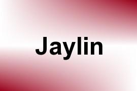 Jaylin name image
