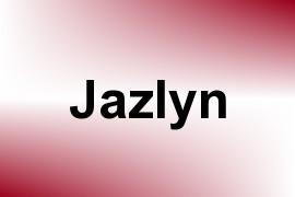 Jazlyn name image