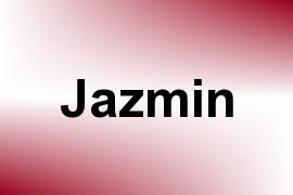 Jazmin name image