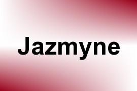 Jazmyne name image