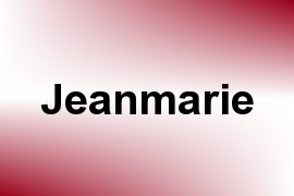 Jeanmarie name image