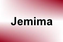 Jemima name image