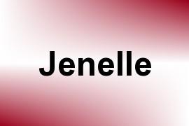 Jenelle name image