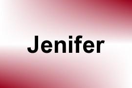 Jenifer name image