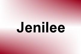 Jenilee name image