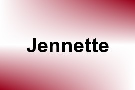 Jennette name image