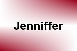 Jenniffer name image