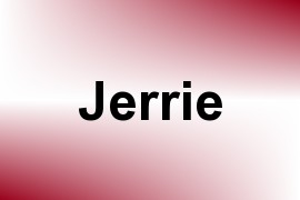Jerrie name image