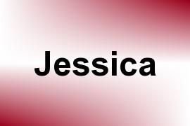 Jessica name image