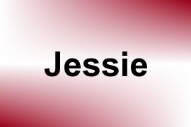 Jessie name image