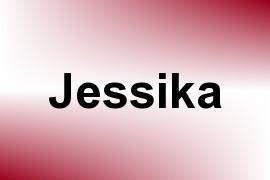 Jessika name image
