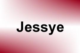 Jessye name image