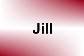 Jill name image