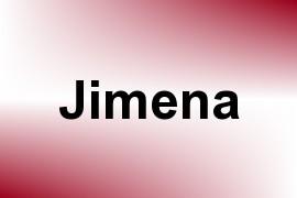 Jimena name image