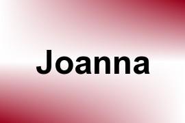 Joanna name image