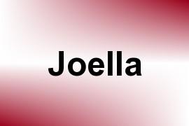 Joella name image