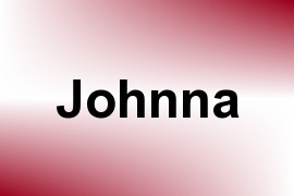 Johnna name image