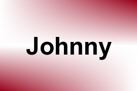 Johnny name image