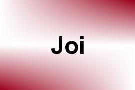 Joi name image