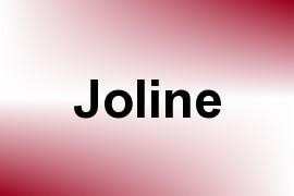 Joline name image